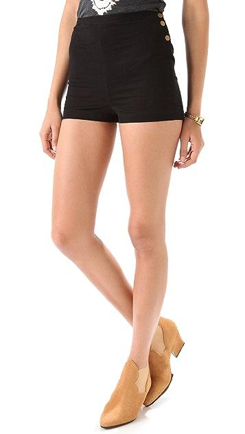 Elkin High Wister Shorts
