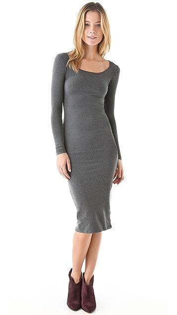 Elkin Noir Dress