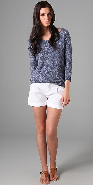 Ella Moss Greenwich Dolman Sweater
