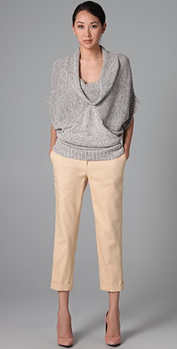 Ella Moss Greenwich Cowl Sweater