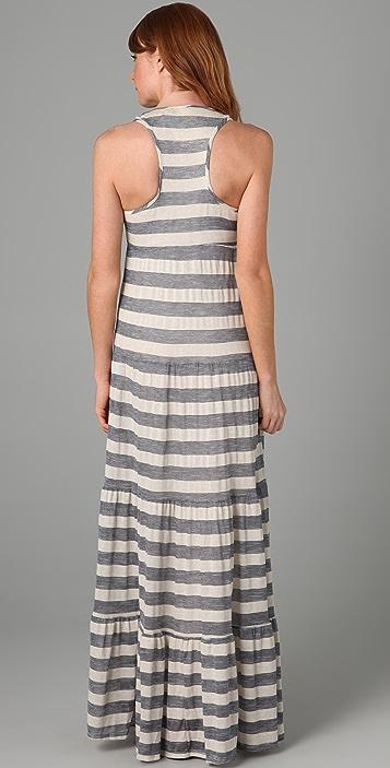 Ella Moss Cassidy Striped Long Dress