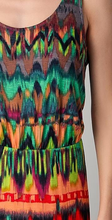 Ella Moss Ikat Maxi Dress