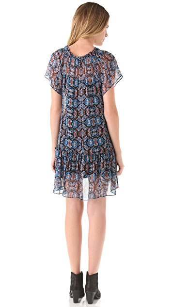 Ella Moss Aura Short Sleeve Dress