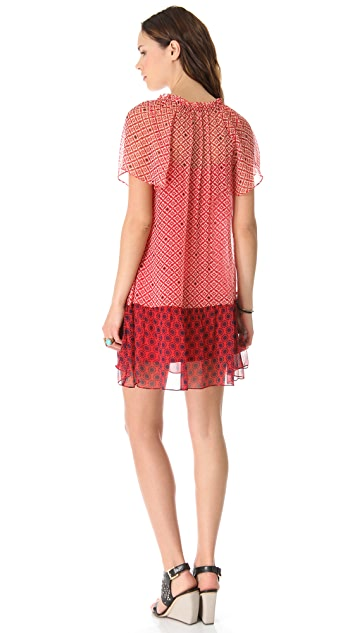 Ella Moss Sun Tile Dress