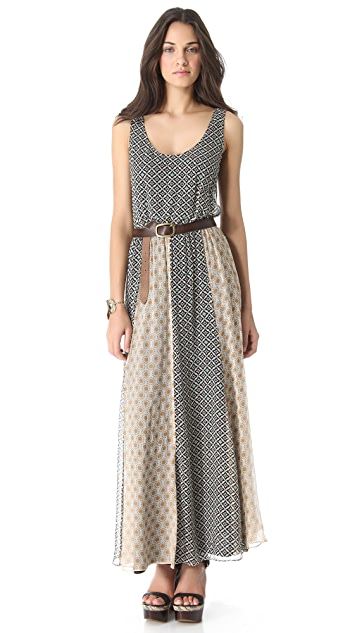 Ella Moss Sun Tile Maxi Dress