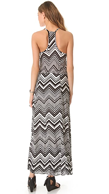 Ella Moss Sunstream Sleeveless Maxi Dress
