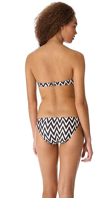 Ella Moss Mazzy Molded Underwire Bikini Top