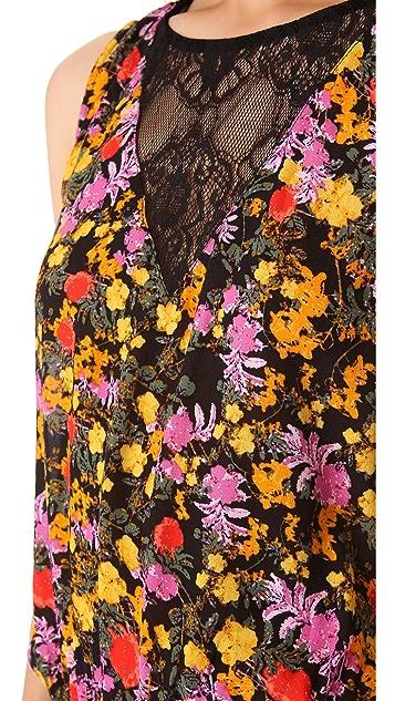 Ella Moss Vineyard Floral Romper