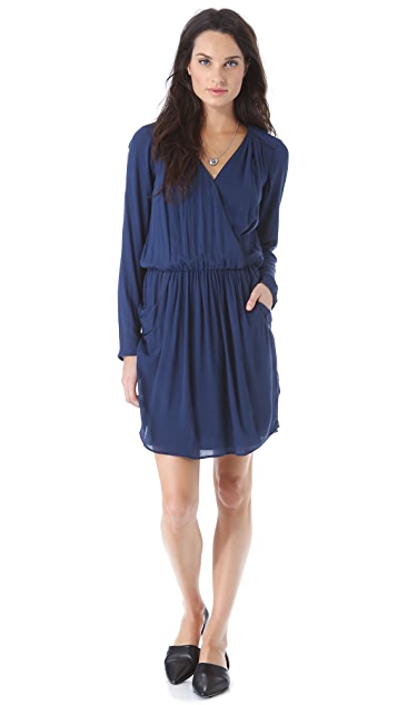 Ella Moss Stella Wrap Dress