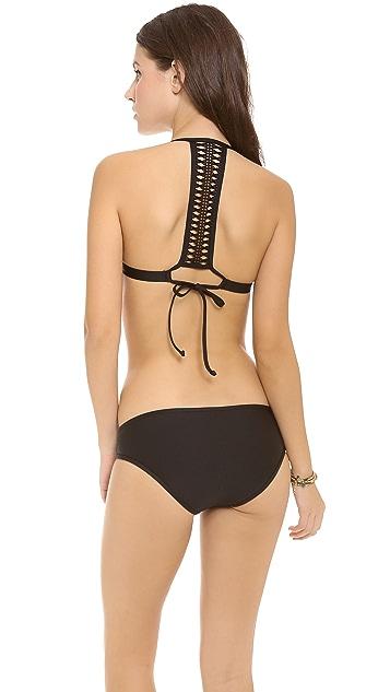 Ella Moss Halter Bra Bikini Top