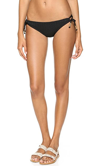 Ella Moss Ebony Bikini Bottoms
