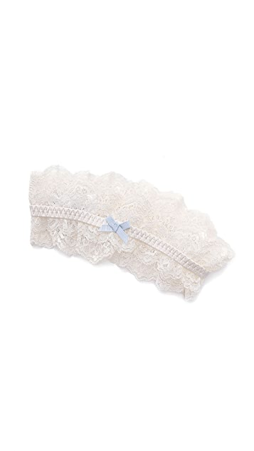 Elle Macpherson Intimates Committed Love Garter