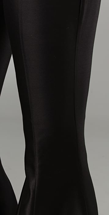 Ellery Bloodstone Extra Wide Flare Pants