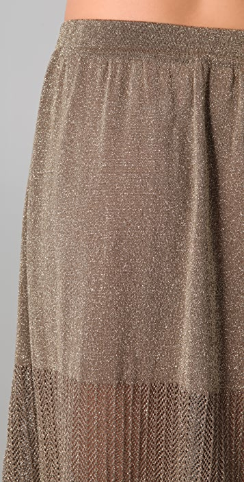 Ellery Sunset Boulevard Skirt