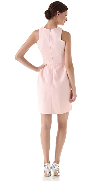 Ellery Geometric Mini Dress