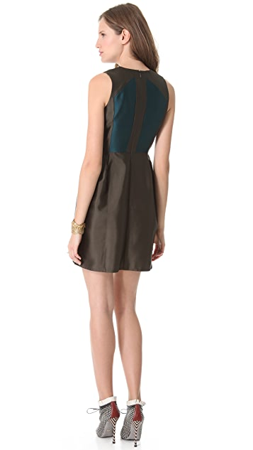 Ellery Teddy Girl Dress