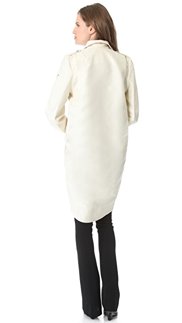 Ellery Long Cocoon Jacket