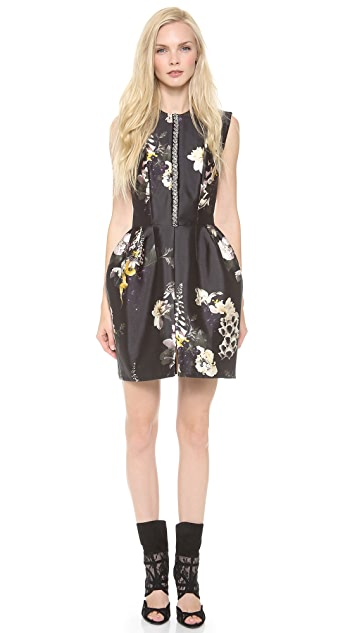 Ellery Wendy Embellished Dress