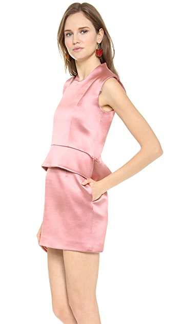 Ellery Song Boxy Shift Dress