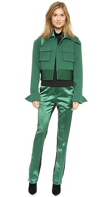Ellery Boxy Jacket