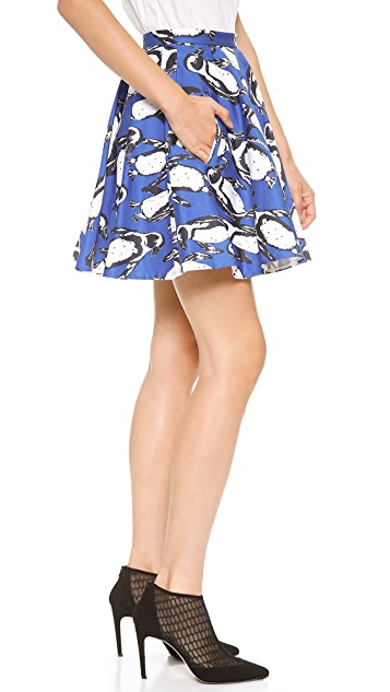 Elle Sasson Ivone Skirt