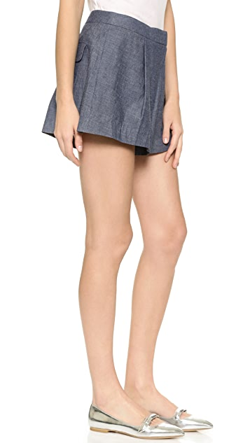Elle Sasson Rey Shorts