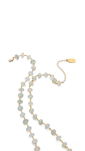 Ela Rae Diana Amazonite Necklace
