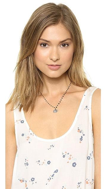 Ela Rae Phoebe Elephant Necklace