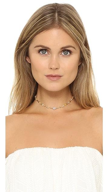 Ela Rae Libi Choker Necklace