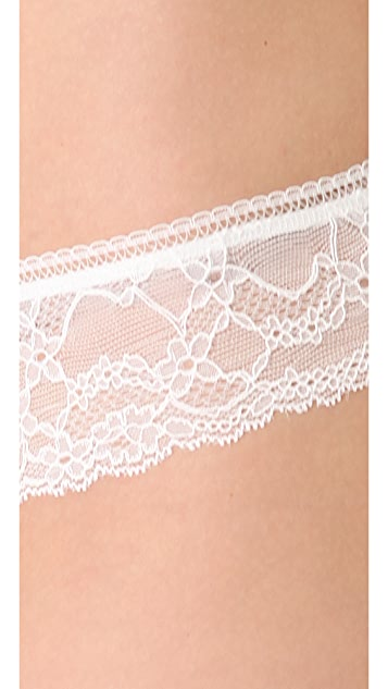 Else Lingerie All Lace Thong