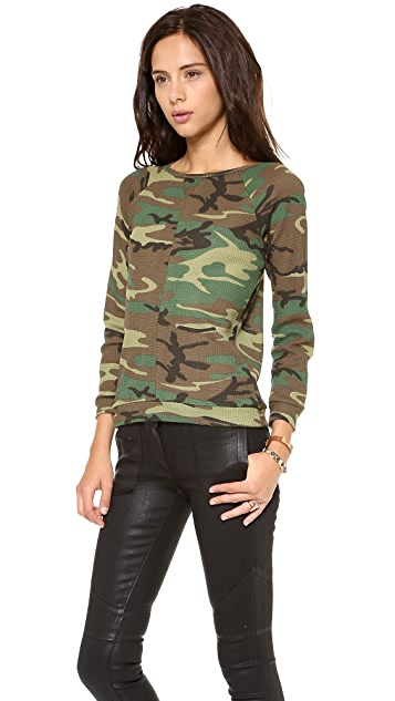 Edith A. Miller Camouflage Tee