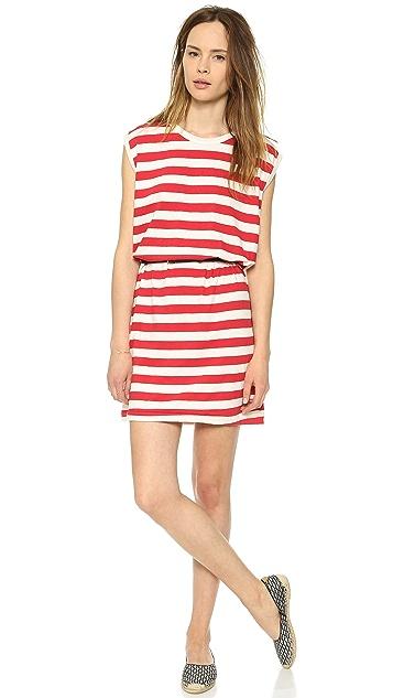 Edith A. Miller Boyfriend Sleeveless Mini Dress