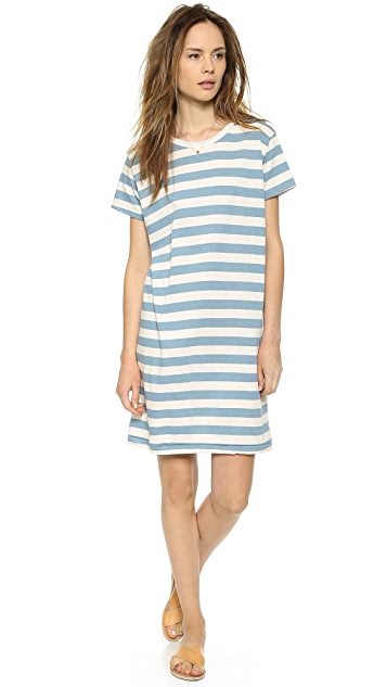 Edith A. Miller Boyfriend Mini Dress