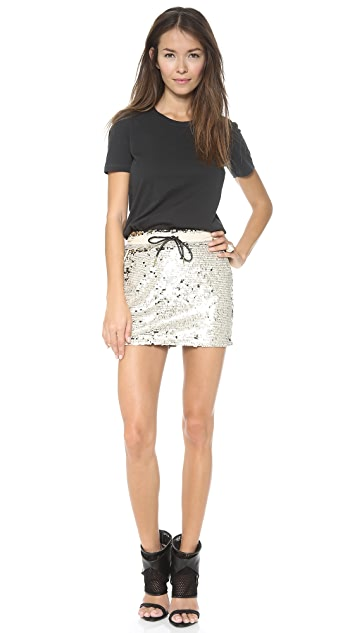 endless rose Drawstring Skirt