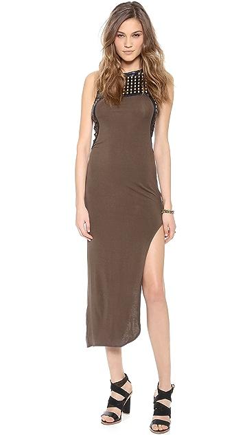 endless rose Cutout Maxi Dress