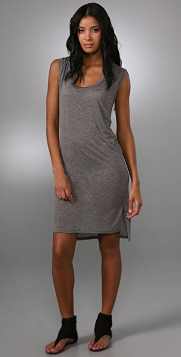 Enza Costa Loose Sleeveless Dress