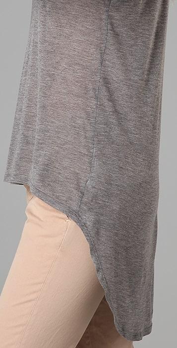 Enza Costa Short Sleeve Tails Tee