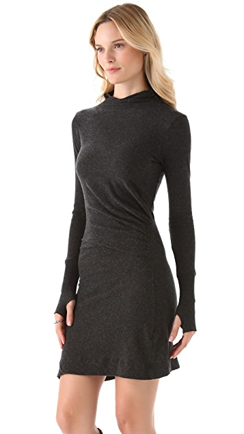 Enza Costa Ruched Dress