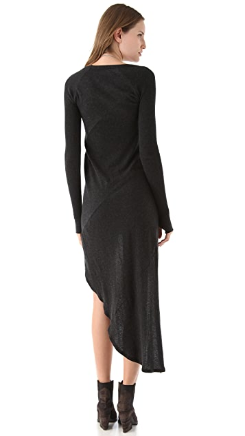 Enza Costa Twist Dress