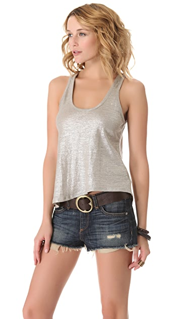 Enza Costa Side Flare Tank