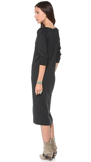 Enza Costa Raglan Dress
