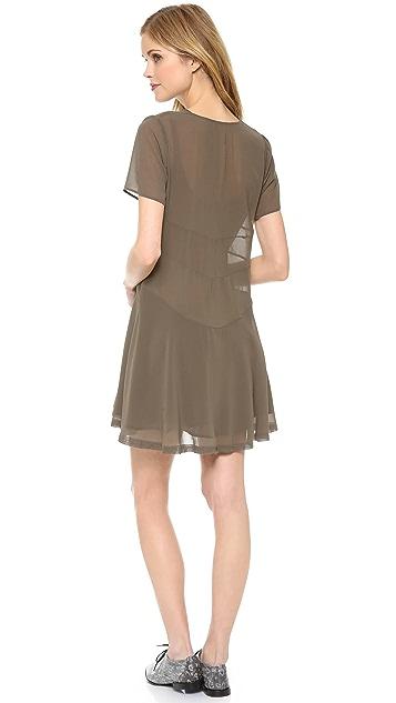 Enza Costa Babydoll Dress
