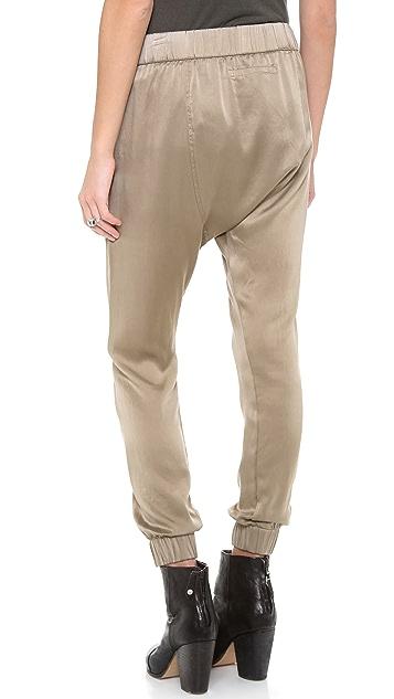 Enza Costa Silk Lounge Pants