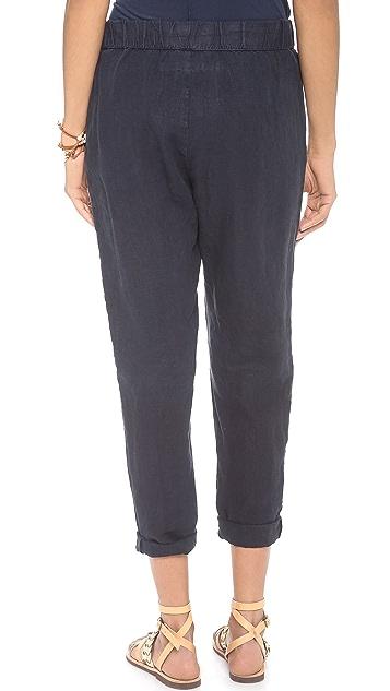Enza Costa Linen Pants