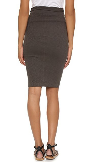 Enza Costa Tube Skirt