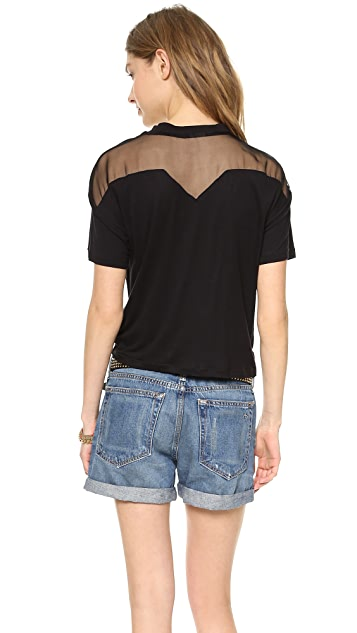 ElevenParis Short Sleeve Top