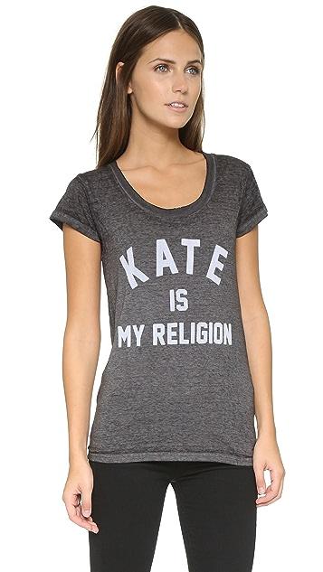 ElevenParis Kate Is My Religion Tee