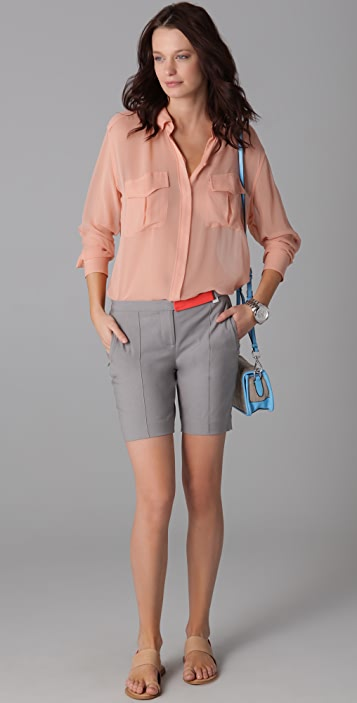 Equipment Major Blouse