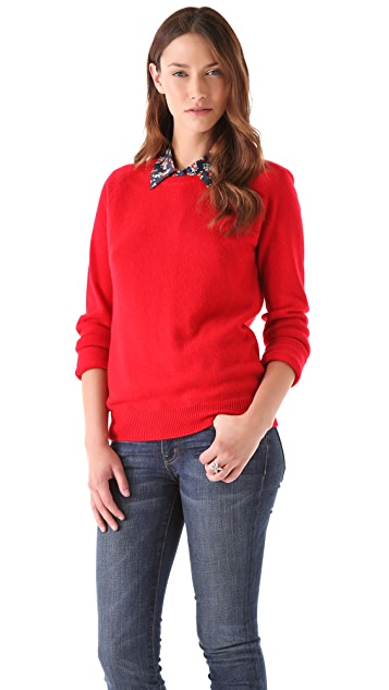 Equipment Sloane Cashmere Sweater