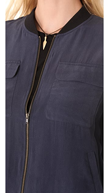 Equipment Abbot Bomber Jacket